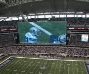 DALLAS COWBOYS GET CLOSER TO THE ACTION WITH UHD REPLAYS INSIDE AT and amp;T STADIUM