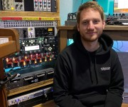 Dan McDougall Gets Speedy With A Neve 1073OPX