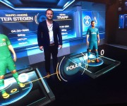 Data-Driven AR Football Module Wows Broadcasters & Streaming Media at IBC