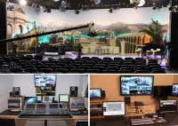 Datos Media Completes New HD Production Centre for Worldwide Broadcaster TBN