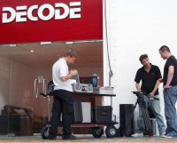 DECODE relocates as 3D business grows