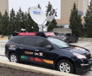 Dejero and Frontline Deliver Unique Connectivity Choices in News Production SUV for WLEX TV