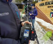 Dejero Delivers Reliable Connectivity for Italian Coverage at the Winter Games