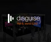 disguise to showcase integrated solutions at ISE2020