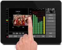 DK-Technologies Shows its New DK T7 Audio Meter at NAB 2014