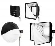 DoPchoice Adds Light Directing Tools for Rotolight Titan X1 and amp; Velvet Kosmos