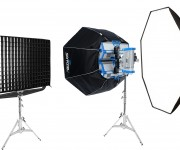 DoPchoice Intros Light Shaping Gear for ARRI Skypanel S360-C and S60