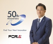 During 50th Anniversary Celebration, FOR-A Invites Video Professionals to and lsquo;Find Your Next Innovation and rsquo;