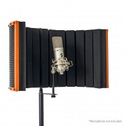 Editors Keys Release New Portable Vocal Booth Home Edition.