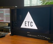 ETC Chooses Sony BVM-HX310 from Big Pic Media for 4K UHD HDR Grading