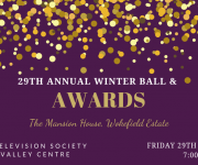 Exclusive RTS Thames Valley Winter Ball and Awards