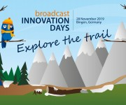 Explore the Trail with Broadcast Solutions at Broadcast Innovation Day Bingen 2019
