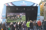 Fineline provides Video Screens and amp; Lighting for Rugby World Cup