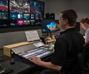 First Baptist Jackson Upgrades to HD Live Production with FOR-A HVS-490 Production Switcher