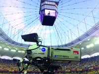 Football Double for Editec with I-Movix SprintCam
