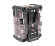 Free 2 Channel 8 Way VL-2000S Charger with the purchase of Four IPL Transparent Batteries