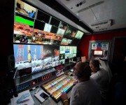 Full Complement of FOR-A Equipment Delivers Rock-Solid Live Coverage of UAE and rsquo;s First Mars Mission