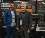 Funky Junk Italy Enjoys Sales Success With AMS Neve Technology