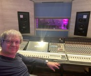 Gabriele Ferrini Realises His Dreams By Expanding His Neve and reg; Genesys Black Console