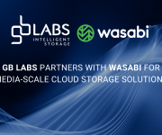 GB Labs partners with Wasabi for media-scale cloud storage solutions
