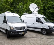 Global News Agency Ruptly Relies on Riedels MediorNet and Artist on Board New OB and DSNG Vehicles