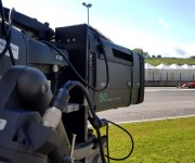 Global Productions IP Truck Wins Ferrari Colour Shoot-out at Monza