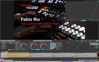 Goldcrest Post buys Pablo Rio and Pablo PA for 4K