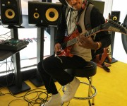 Grand Prize Winner Announced for KRK Guitar Solo Contest