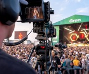 Gron and nbsp;Festival Series IMAG Powered by Blackmagic and nbsp;Design and nbsp;Live and nbsp;Workflow