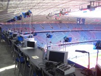 Host Broadcast Services of Switzerland will again be using Glensound commentary systems, in their role as host broadcaster at the South African Football World Cup.