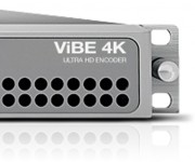 Harmonic Enhances ViBE UHD Encoder to Support Contribution Workflows