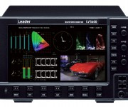 HD BROADCAST Chooses Leader LV5600 Waveform Monitors for OB2 UHD Truck