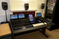 HHB and Scrub host the UKs first 24-fader Avid S6 console in Soho demo facility