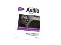 HHB announces Pro Audio Report Issue 2 at IBC 2014