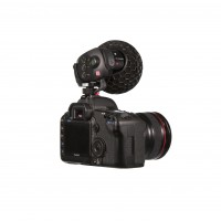 HHB hosts the world launch of RDE Stereo VideoMic X at IBC 2014