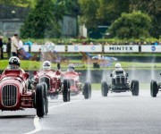 Hiring Post provides live ingest and editing facilities for Aurora Media at The Goodwood Revival