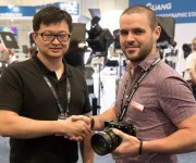 Holdan signs distribution agreement with lens specialist SLR Magic