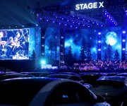 Hyundais Stage X Drive-In Concert Goes Live with Blackmagic Design ATEM 2 M E Production Studio 4K