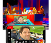 IBC 2019: TVU Networks and rsquo; Cloud-based TVU Talkshow is the First All-In-One Multi-Camera Production Solution to Enable Audience Participation with Video