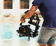 IDX Powers Fracture TV Shoot for Love Island