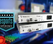 IHSE USA Jumps Into the Gaming Action at First-Ever NAB Esports Experience, Highlighting All-New Draco ultra DP 240