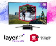 INSIGHT TV Announces First U.S. 4K UHD Launch on Layer3 TV