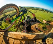 INSIGHT TV PARTNERS MONSTER ENERGY AND PRODUCES DARKFEST FILM - THE WORLDS CRAZIEST MTB EVENT