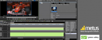 Instant Editing Support in Metus INGEST for GV Edius Users