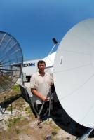 Integrated Microwave Technologies, LLC (IMT) Nucomm Wireless Remote Camera System Provides Enhanced Flexibility for HDNet