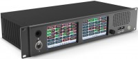IntraCom Systems Releases A 2RU Dual Touchscreen IP Matrix Intercom Control Panel