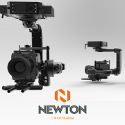 Intuitive Aerial Launches NEWTON Stabilized Remote Camera Head at IBC2015
