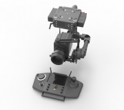 Intuitive Aerial Releases NEWTON Stabilized Remote Camera Head at IBC 2015
