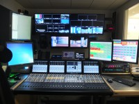 ITN Delivers the News with SSL C10 HD Compact Broadcast Console