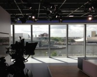 ITV GRANADA REPORTS SHOWS OFF ITS NEW VIEW WITH ROSCO